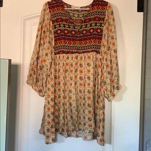 Umgee fall dress